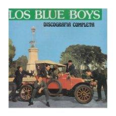 Discos de vinilo: LOS BLUE BOYS DISCOGRAFÍA COMPLETA (1 LP) COCODRILO RECORDS. Lote 218003341