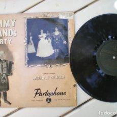 Discos de vinilo: JIMMY SHAND'S PARTY, FOLK DE ACORDEON PARA BAILAR, ESCOCIA. Lote 218003788