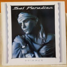 Discos de vinilo: SAL PARADISE -SHIMMER. Lote 218004336
