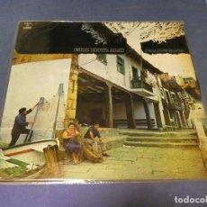 Discos de vinilo: EXPRO LP CORO BIETZ ALAI FOLK VASCO 1971 CORRECTO. Lote 218006947