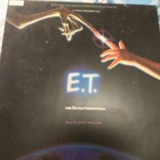 Discos de vinilo: ET LP. Lote 218012973
