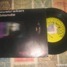 Discos de vinilo: AUSTRALIAN BLONDE SPIRAL E.P (SUBTERFUGE-1994) OG ESPAÑA EXCELENTE CONDICION. Lote 218013707