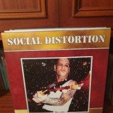 Disques de vinyle: SOCIAL DISTORTION / RARE & NEVER..... / NOT ON LABEL. Lote 218016132