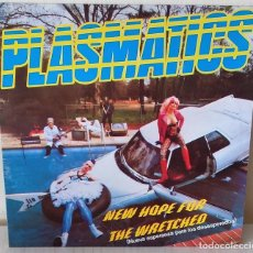 Dischi in vinile: PLASMATICS - NEW HOPE FOR THE WRETCHED STIFF EDIC. PROMOCIONAL - 1980. Lote 218022001