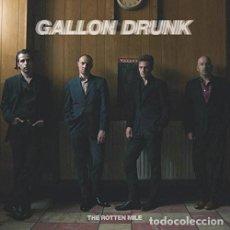 Discos de vinilo: GALLON DRUNK THE ROTTEN MILE LP . NICK CAVE ALTERNATIVE ROCK. Lote 218023853
