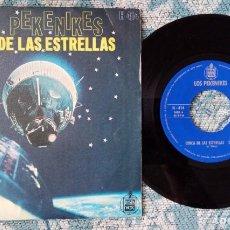 Discos de vinilo: SINGLE LOS PEKENIKES. Lote 218027841