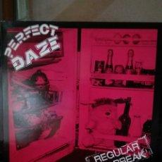 """Discos de vinilo: PERFECT DAZE 1988 12"""" 4 TEMAS .PUNK .NUEVO. Lote 218029843"""