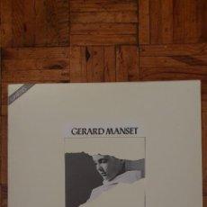 Discos de vinilo: GÉRARD MANSET – LUMIÈRES SELLO: EMI FRANCE – 1729011 FORMATO: VINYL, LP, ALBUM PAÍS: FRANCE. Lote 218030096