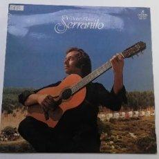 """Discos de vinilo: SJ1- VÍCTOR MONGE """"SERRANITO""""-VINILO ( LP) - PORTADA VG+/ DISCO VG+. Lote 218032160"""