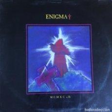 Discos de vinilo: ENIGMA - MCMXC A.D. Lote 218034306