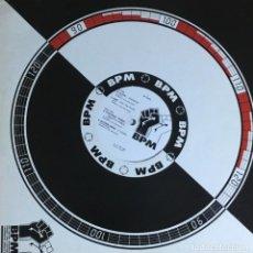 Discos de vinilo: BPM - X.10.CIV. Lote 218034731