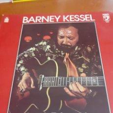 Discos de vinilo: LP DE BARNEY KESSEL JUST FRIENDS (1978). Lote 218037081