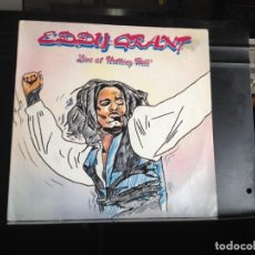 Discos de vinilo: EDDY GRANT - LIVE AT NOTTING HILL 2LP MADE IN GERMANY 1981.NM-NM. Lote 218038221