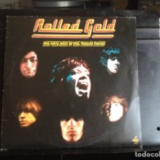Discos de vinilo: THE ROLLING STONES - ROLLED GOLD - THE VERY BEST OF... / 2LP MADE IN GERMANY 1975. NM-NM. Lote 218041568
