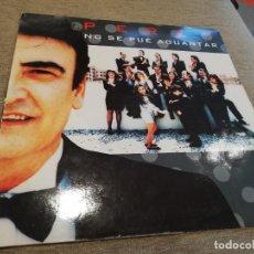 Discos de vinilo: PERET-NO SE PUE AGUANTAR. LP. Lote 218051461