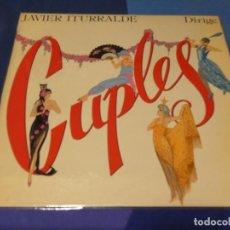 Discos de vinilo: EXPRO LP JAVIER ITURRALDE DIRIGE LP ESPAÑOL 1984 MUY BUEN ESTADO. Lote 218053771