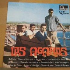 Discos de vinilo: LOS AGAROS - LOS AGAROS LP 1964. Lote 218053815