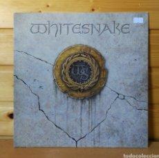 Disques de vinyle: LP ALBUM , WHITESNAKE , SPAIN ED.1987 + INSERT.. Lote 218065423