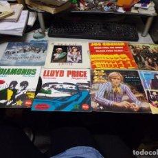 Discos de vinilo: LOTE 8 DICOS VINILOS VARIADOS MUSICA EXTRANJERA (VER DETALLES EN DESCRIPCIÓN). Lote 218073975