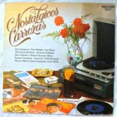 Discos de vinilo: NOSTALGICAS CARROZAS, RECOPILATORIO, DISCO VINILO LP , BELTER , 1981. Lote 218080920