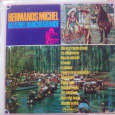 Discos de vinilo: LOS HERMANOS MICHEL LP SELLO PEERLESS-HISPAVOX EDITADO EN ESPAÑA AÑO 1965.... Lote 218084338