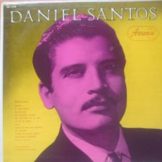 Discos de vinilo: DANIEL SANTOS LP SELLO ANSONIA EDITADO EN USA.... Lote 218085125