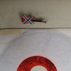 Disques de vinyle: MAC CURTIS. RAY CAMPI. ROCKIN MOTHER+JOHNNY CARROL ROCKABILLY. Lote 218089792