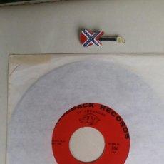 Disques de vinyle: MERLIN BEE. WATCHING GRANMA TWIST+ BABY. ROCKABILLY. Lote 218090075