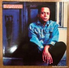 Discos de vinilo: GARLAND JEFFREYS THE ANSWER / LP MAXISINGLE DE 1991 RF-8625 , BUEN ESTADO. Lote 218090252