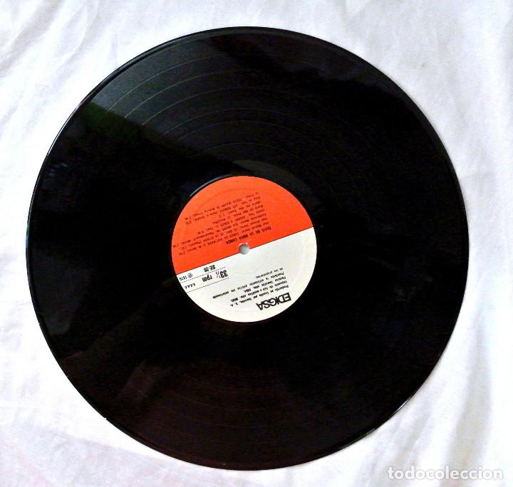 Discos de vinilo: ÈXITS DE LA NOVA CANÇÓ - RECOPILATORIO, DISCO VINILO LP, EDIGSA , 1979 - Foto 3 - 218097252