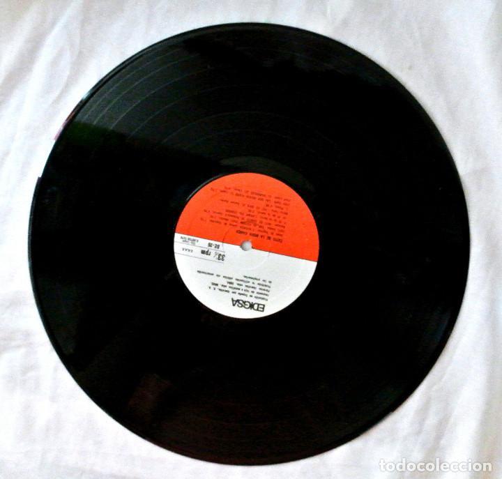 Discos de vinilo: ÈXITS DE LA NOVA CANÇÓ - RECOPILATORIO, DISCO VINILO LP, EDIGSA , 1979 - Foto 4 - 218097252