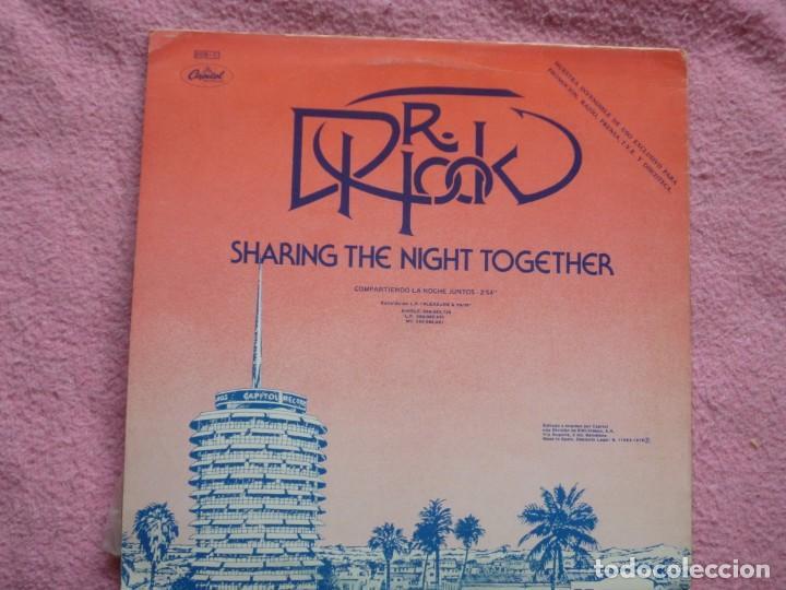 Discos de vinilo: bob welch,three hearts y dr.hook,sharing the night together edicion española del 79 promo - Foto 2 - 218098565