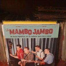 Disques de vinyle: LOS MAMBO JAMBO / UN BAILE HIPNOTICO / BUENRITMO RECORDS 2013. Lote 218098775