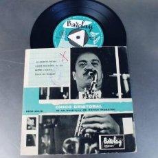 Discos de vinilo: CHICO CRISTOBAL-EP UN JOUR TU VERRAS +3. Lote 218099637