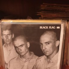 Discos de vinilo: BLACK FLAG / LICORICE PIZZA AND MORE / NOT ON LABEL. Lote 218100363