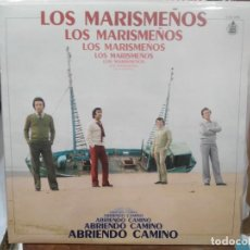 Discos de vinilo: LOS MARISMEÑOS - ABRIENDO CAMINO - LP. DEL SELLO HISPAVOX 1982. Lote 228411115
