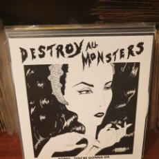 Discos de vinilo: DESTROY ALL MONSTERS / BORED / RADIATION RECORDS 2019. Lote 218102308