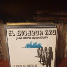Discos de vinilo: AVIADOR DRO Y SUS OBREROS ESPECIALIZADOS / LA CHICA DE ... / GATEFOLD/ DOBLE ALBUM / MUNSTER 2005. Lote 218103046