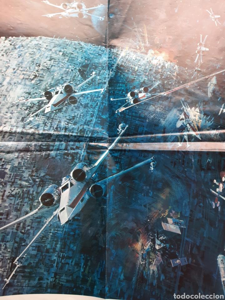 Discos de vinilo: Vinilo banda sonora Star Wars con poster - Foto 3 - 218108230