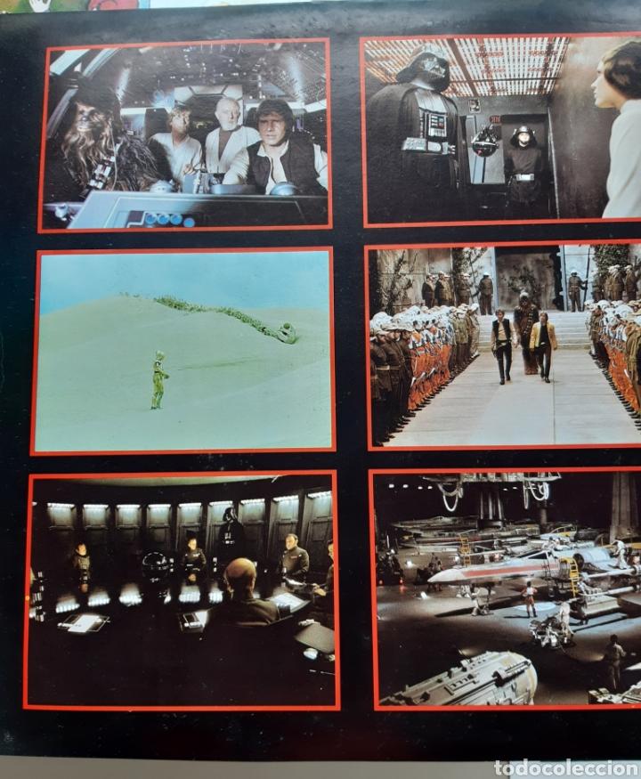 Discos de vinilo: Vinilo banda sonora Star Wars con poster - Foto 4 - 218108230