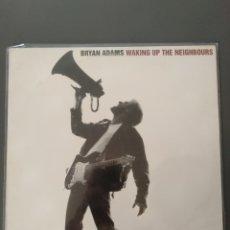 "Discos de vinilo: BRYAN ADAMS "" WAKING UP THE NEIGHBOURS"" 2 LP,S EDICION ESPAÑOLA.. Lote 218111468"