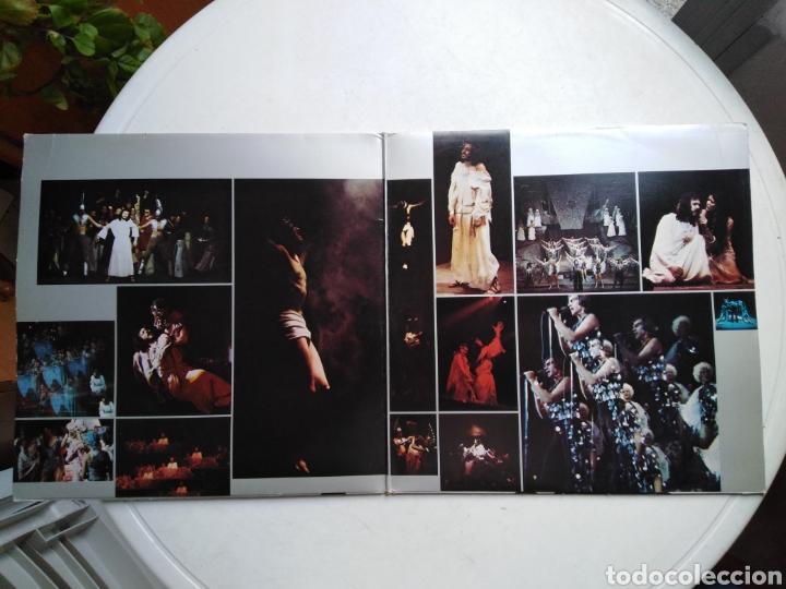 Discos de vinilo: Jesucristo superstar ( versión camilo sesto doble lp ) - Foto 2 - 218112445