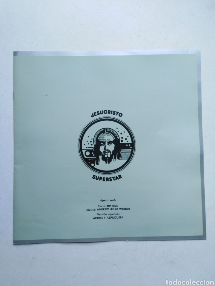 Discos de vinilo: Jesucristo superstar ( versión camilo sesto doble lp ) - Foto 4 - 218112445
