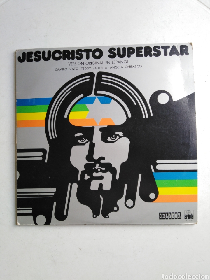 JESUCRISTO SUPERSTAR ( VERSIÓN CAMILO SESTO DOBLE LP ) (Música - Discos - LP Vinilo - Bandas Sonoras y Música de Actores )