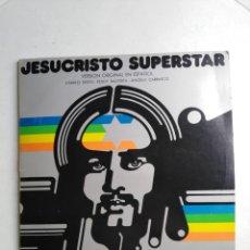 Discos de vinilo: JESUCRISTO SUPERSTAR ( VERSIÓN CAMILO SESTO DOBLE LP ). Lote 218112445