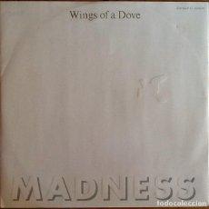 Discos de vinilo: MADNESS : WINGS OF A DOVE [UK 1983] 12'. Lote 218114726