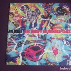 Discos de vinilo: PM DAWN - SET ADRIFT ON MEMORY BLISS - SG ISLAND 1991 - HIP HOP 90'S - ELECTRONICA DISCO. Lote 218123145