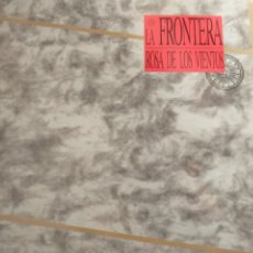 Discos de vinilo: LA FRONTERA LP. Lote 218128547