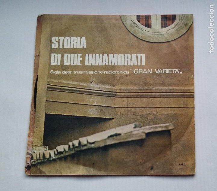 Discos de vinilo: Al Bano. ALBANO. Storia Di Due Innamorati -. SINGLE. TDKDS13 - Foto 2 - 218133496