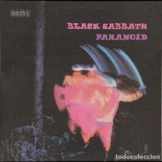 Discos de vinilo: BLACK SABBATH – PARANOID -LP-. Lote 245634625